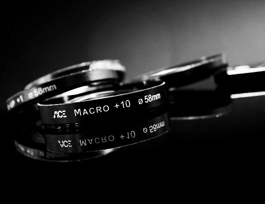 Filter fotograferad på produktbord