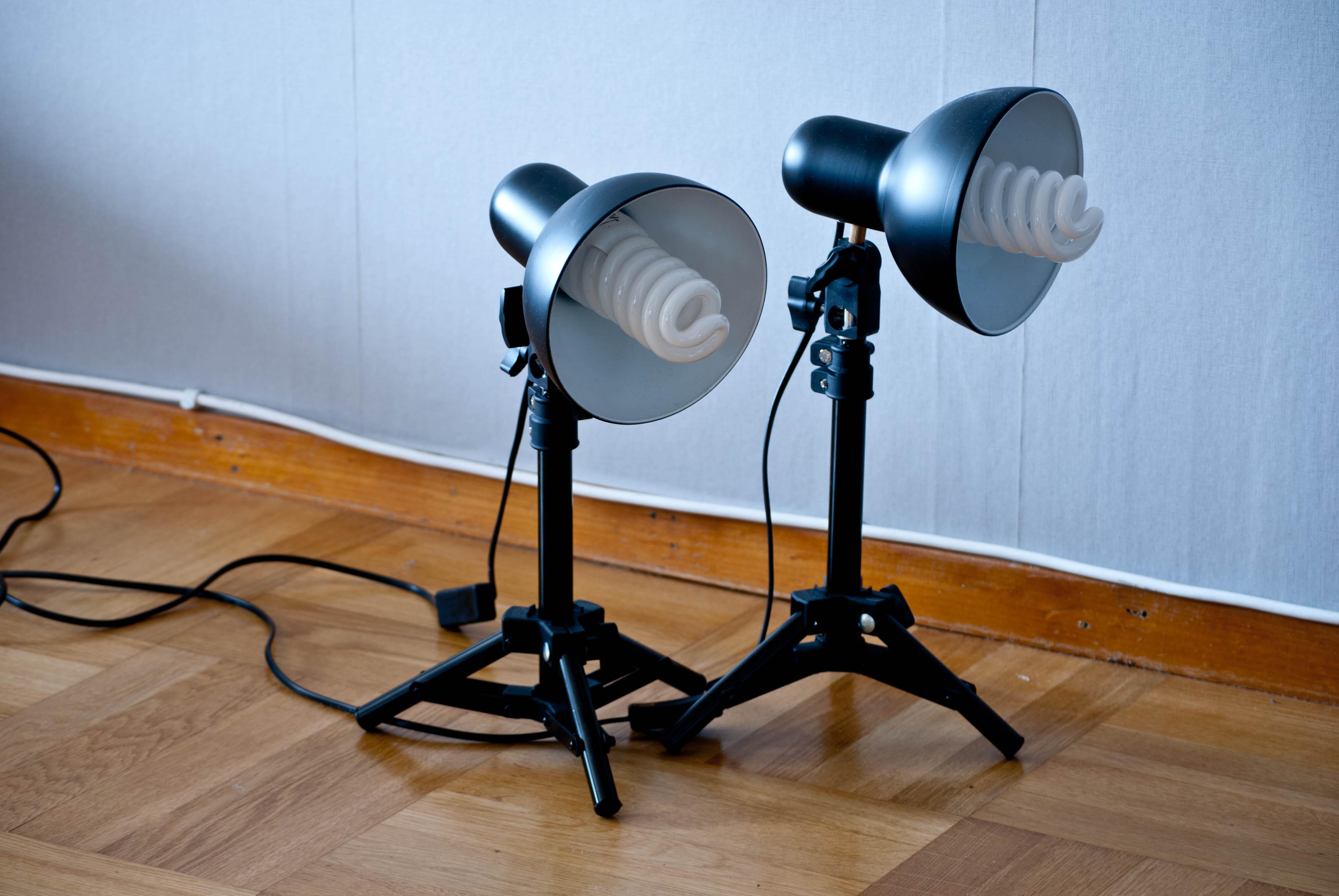 Belysningspaket 5500 Kelvin